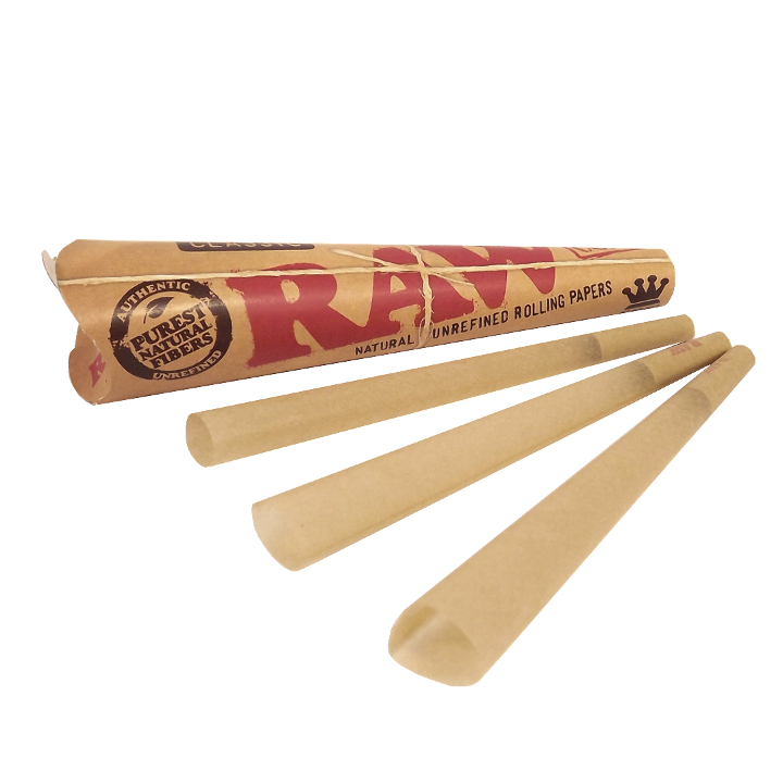 Raw Cone 6-pack