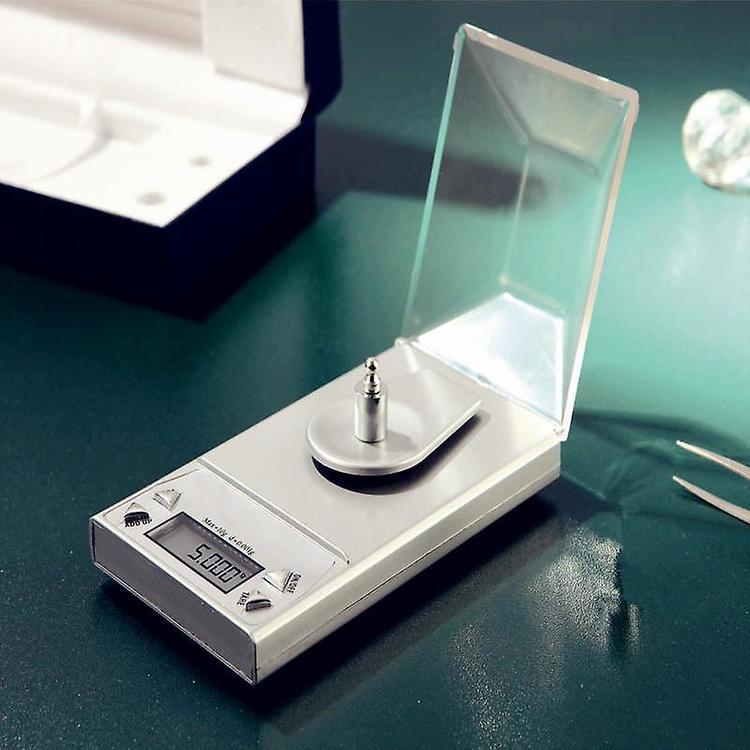 Digital Mini Jewelry Scale Set - 0.001g Accuracy