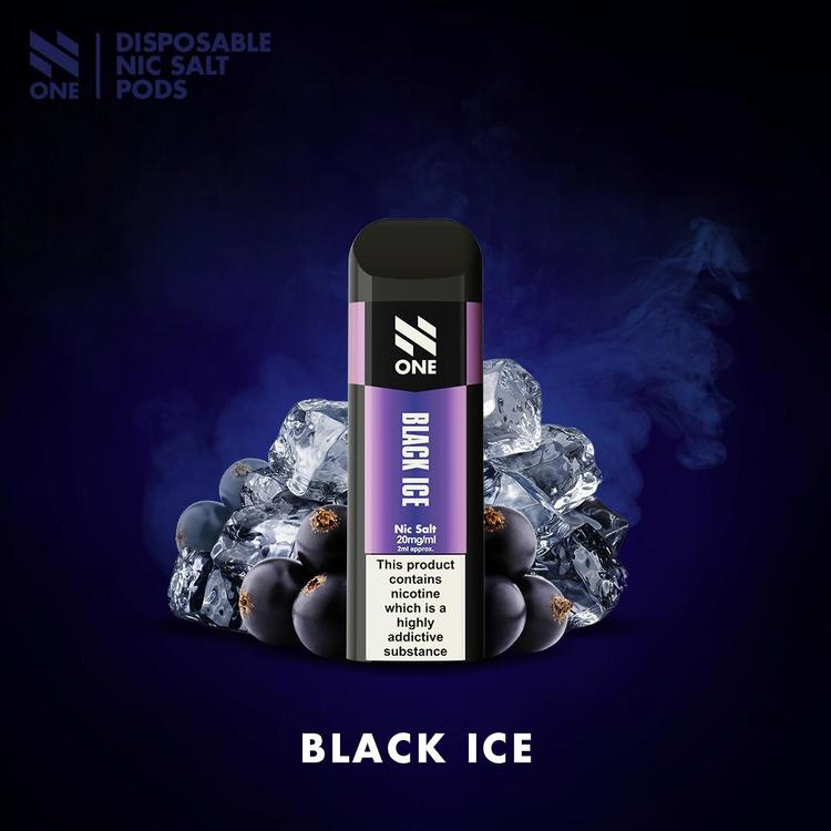 N One - Engångspod Nic Salt 20mg/ml