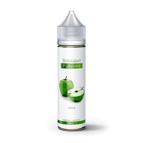 Straight Flavors - Apple