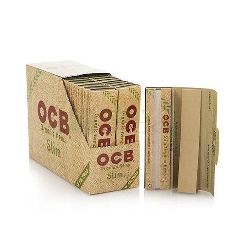 OCB Slim + Filters Organic