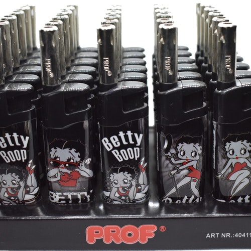 Tändare - Betty Boop