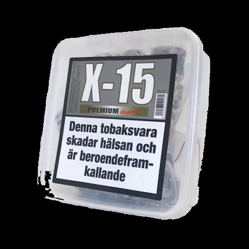 X-15 Premium Original Stark Portionssnus
