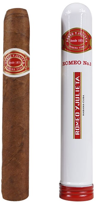 Romeo y Julieta No. 3