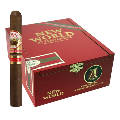 New World Puro Especial Short Churchill