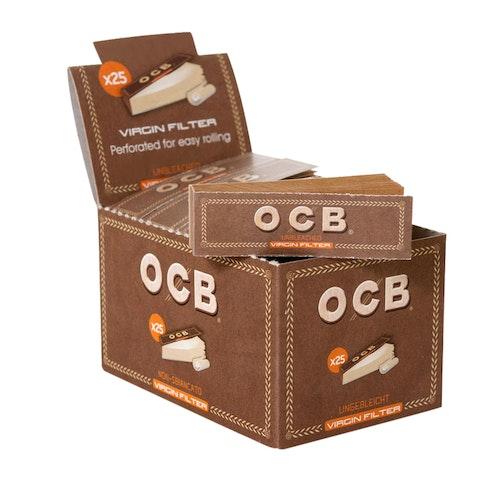 OCB Virgin Filter Tips