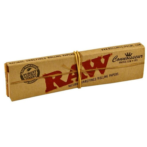 RAW Slim Kingsize + Filter