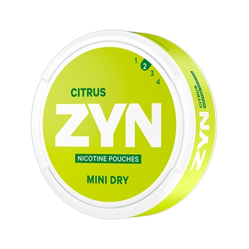 ZYN Mini Citrus 3 mg