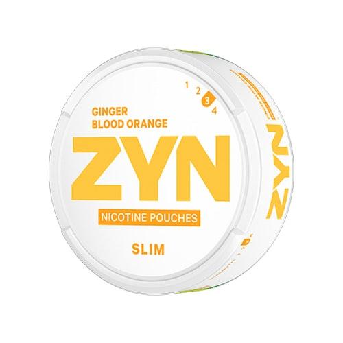 ZYN Slim Strong Ginger Blood Orange