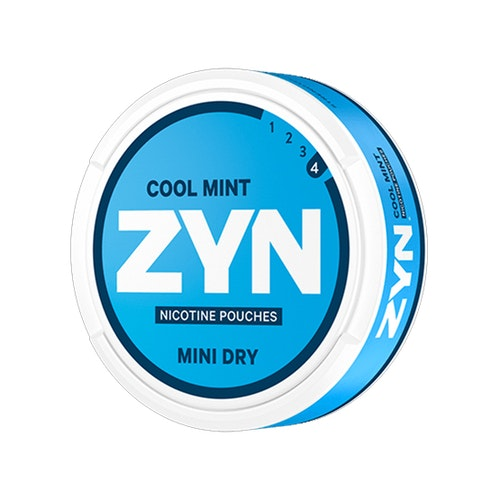 ZYN Mini Cool Mint 6 mg