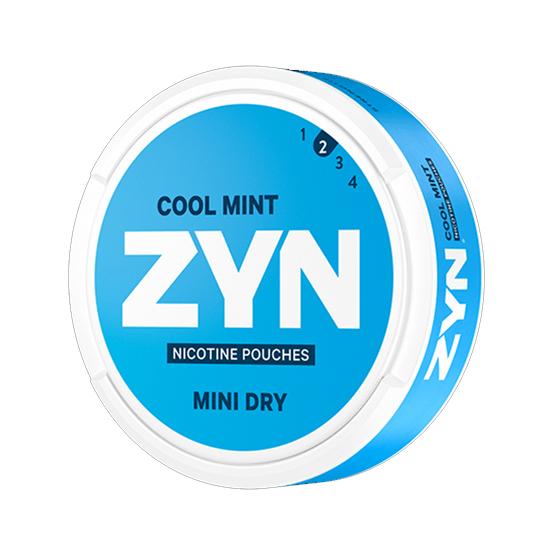 ZYN Mini Cool Mint 3 mg
