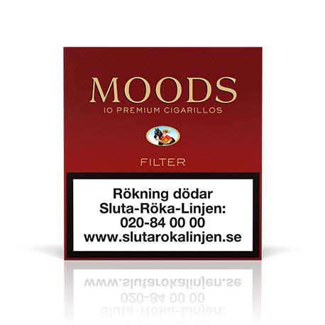 Ritmeester Moods Filter 10