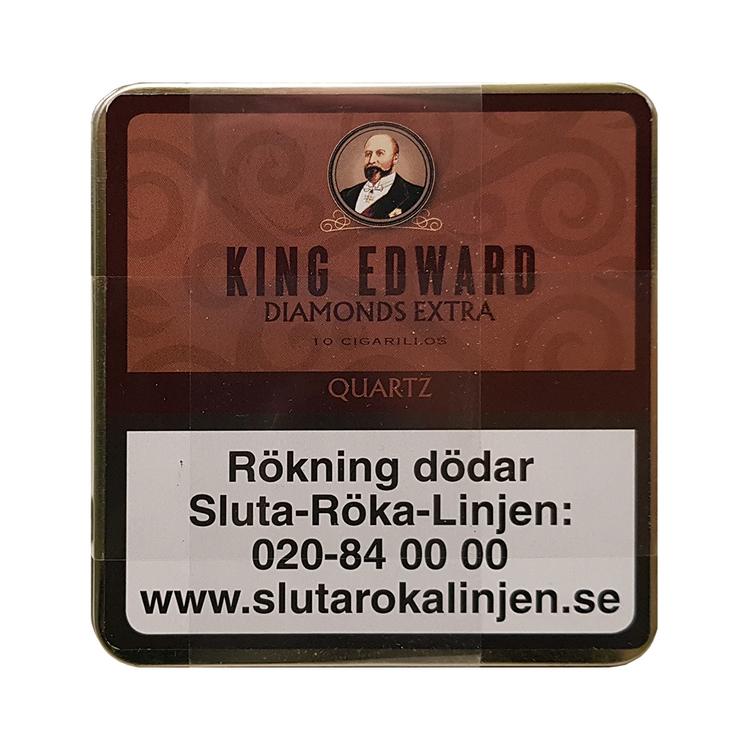 King Edward Diamonds Quartz