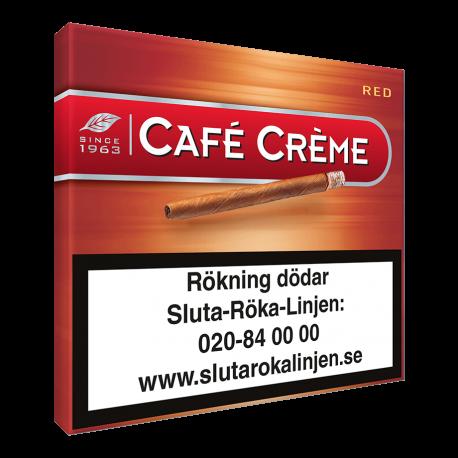 Café Crème Red