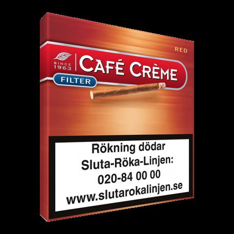Café Crème Filter Red