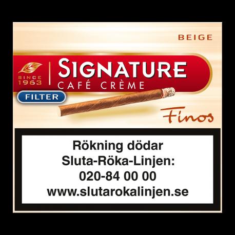 Café Crème Signature Finos Beige Filter