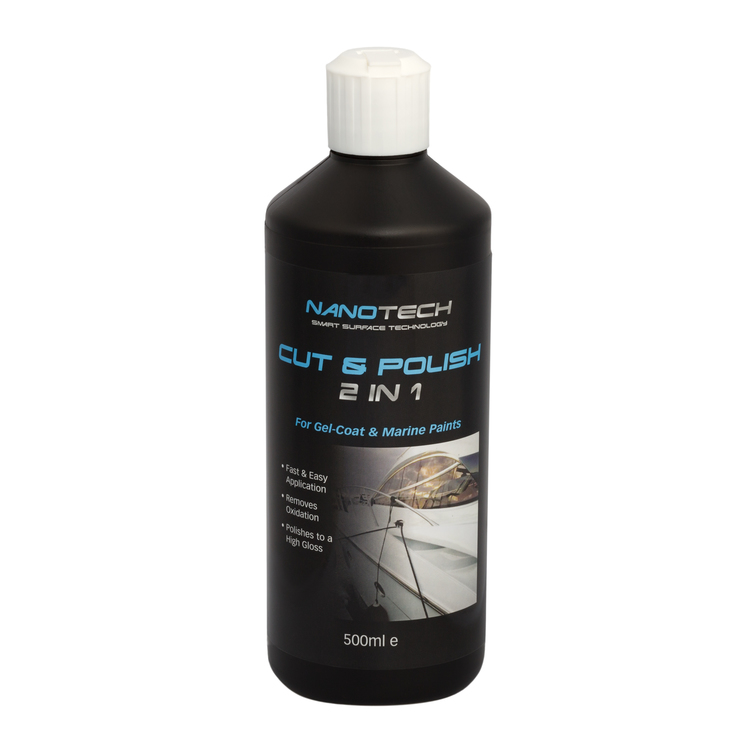 Cut & Polish 2 in 1