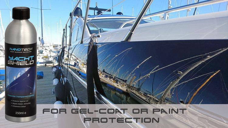 Yacht Shield, 100 ml