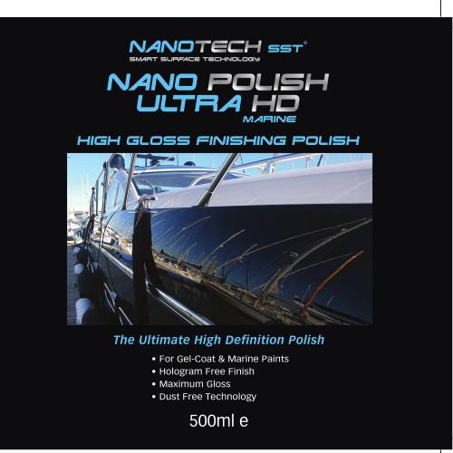 Nano Polish Ultra HD, 500 ml