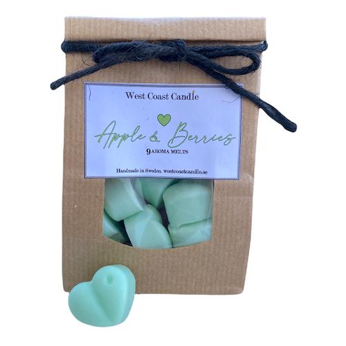 `Apple & Berries` Aroma hjärtan