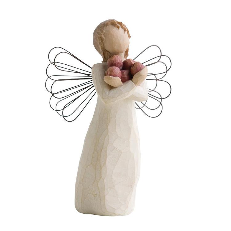 Angel of good health