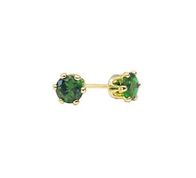 Örhänge Guida grön
