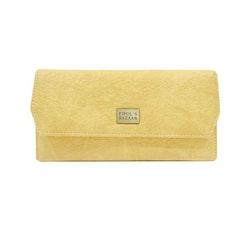 Plånbok gul