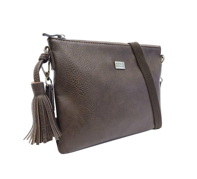 Väska Stile Cross brun
