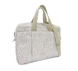 Laptop Bag leo beige