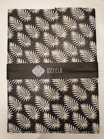 Notebok A4 Palm svart