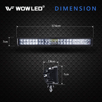 WowLED LED Bar 23""