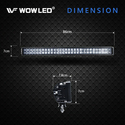 WowLED LED bar 34""