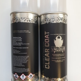 Valour Clear Coat 400ml Aerosol