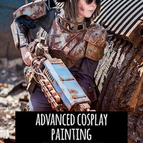 THE BOOK OF ADVANCED PAINTING – AIRBRUSH & WEATHERING