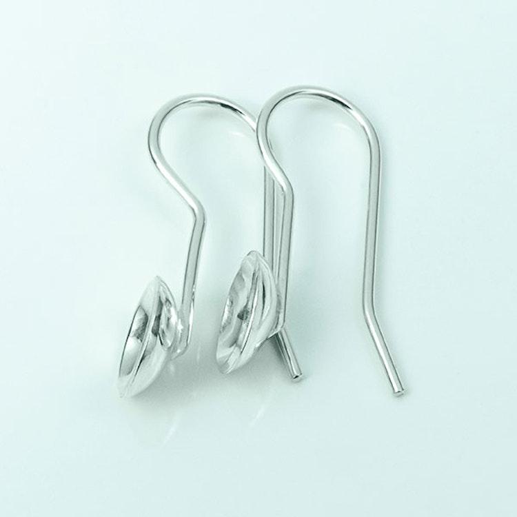 Silver örhängen - Silver