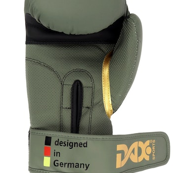 Dax: Limited edition boxningshandskar 12 oz