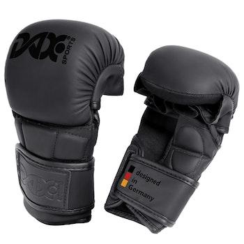 Dax: Black line MMA Handskar
