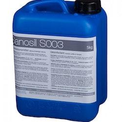 Sanosil Desinfektionsmedel 5/10kg