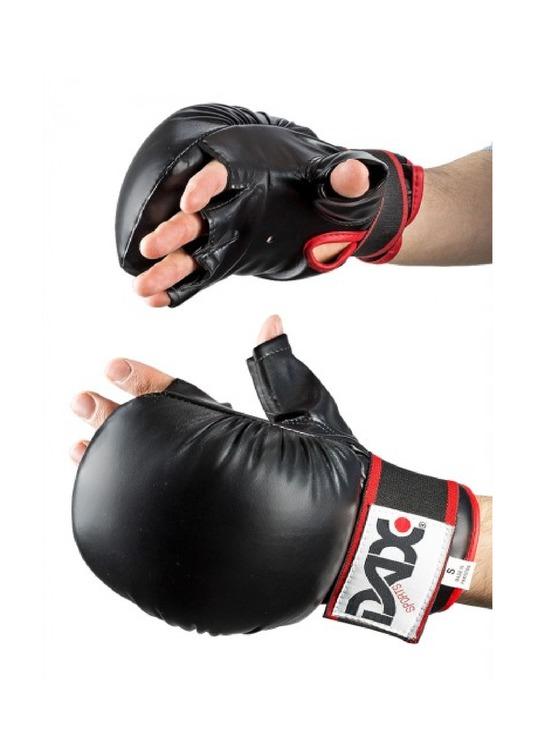 Dax: MMA handskar Läder