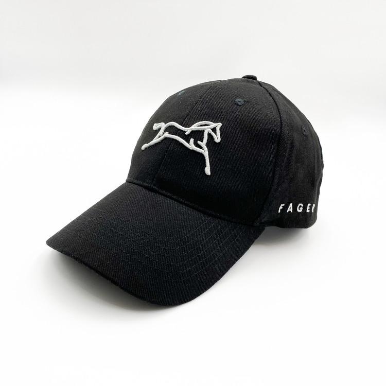 Fager Cap Black
