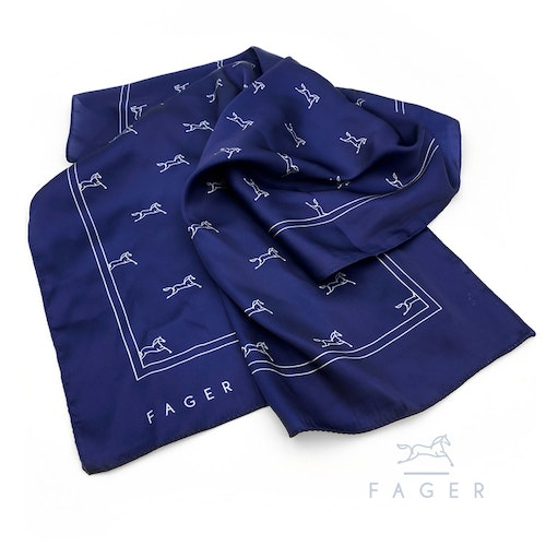 Fager Scarf Navy