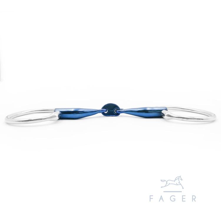 Carl Titanium Fixed rings