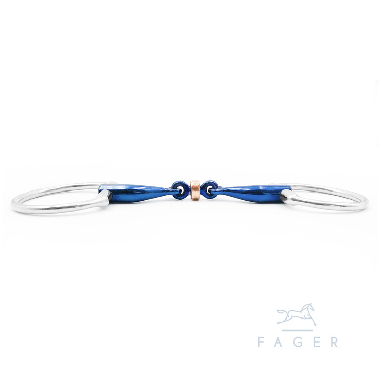 Sally Titanium Fixed rings