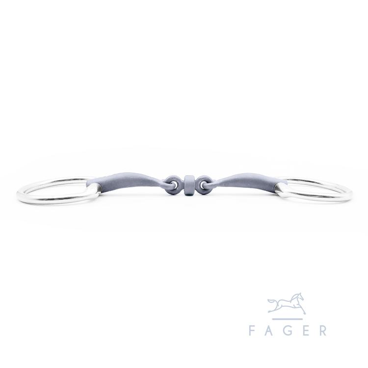 Alice Titanium Bridoon Fixed rings