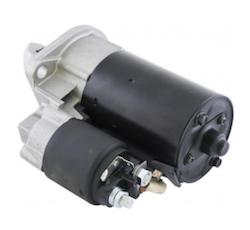 Startmotor Lombardini 502 34,5 mm