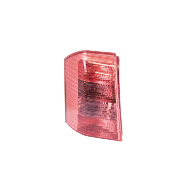 Bakljus Microcar MC1 & MC2 Röd