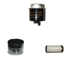 Filterkit Lombardini DCI Original (utan olja)
