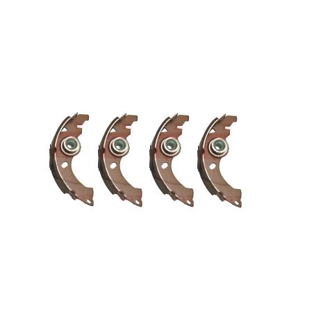 Bromsbackar Microcar Virgo lyra