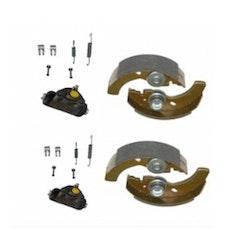 Renoveringssats bromstrummor bak 160mm