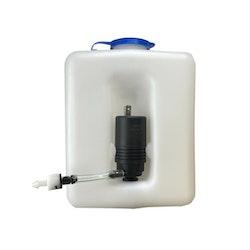 Spolarvätskebehållare med pump Microcar MC1 MC2 Mgo M8 F8C